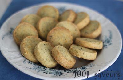 Biscuits au thé Anastasia (d'après Martha Stewart)