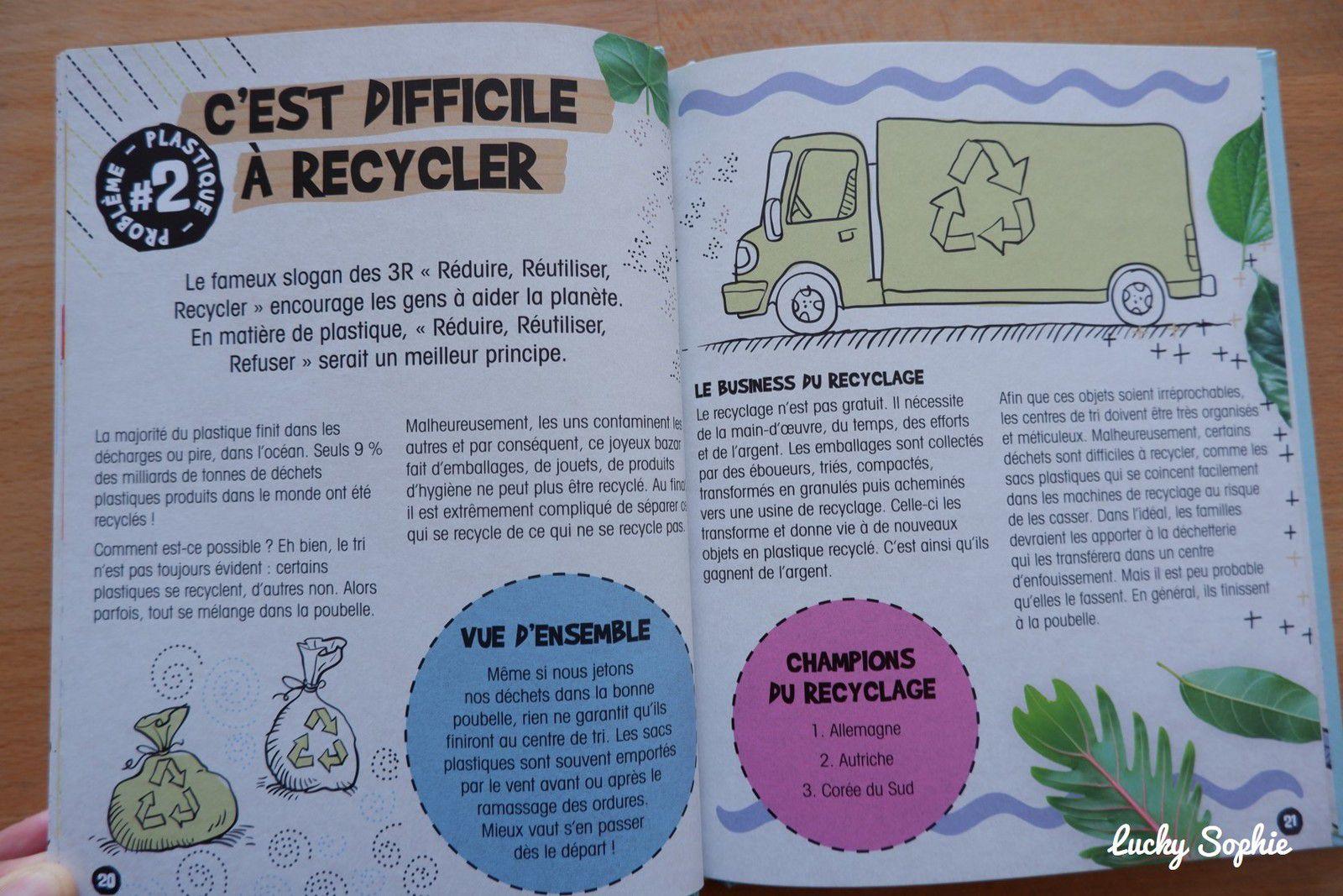 Lectures pour petits écolos #3