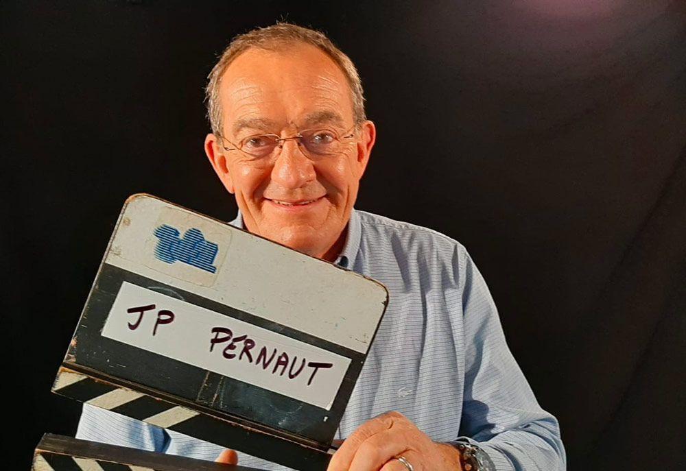 """""""Jean-Pierre Pernaut, une histoire de la télévision... française"""", documentaire inédit juste après son dernier JT ce vendredi à 14h sur TF1"""