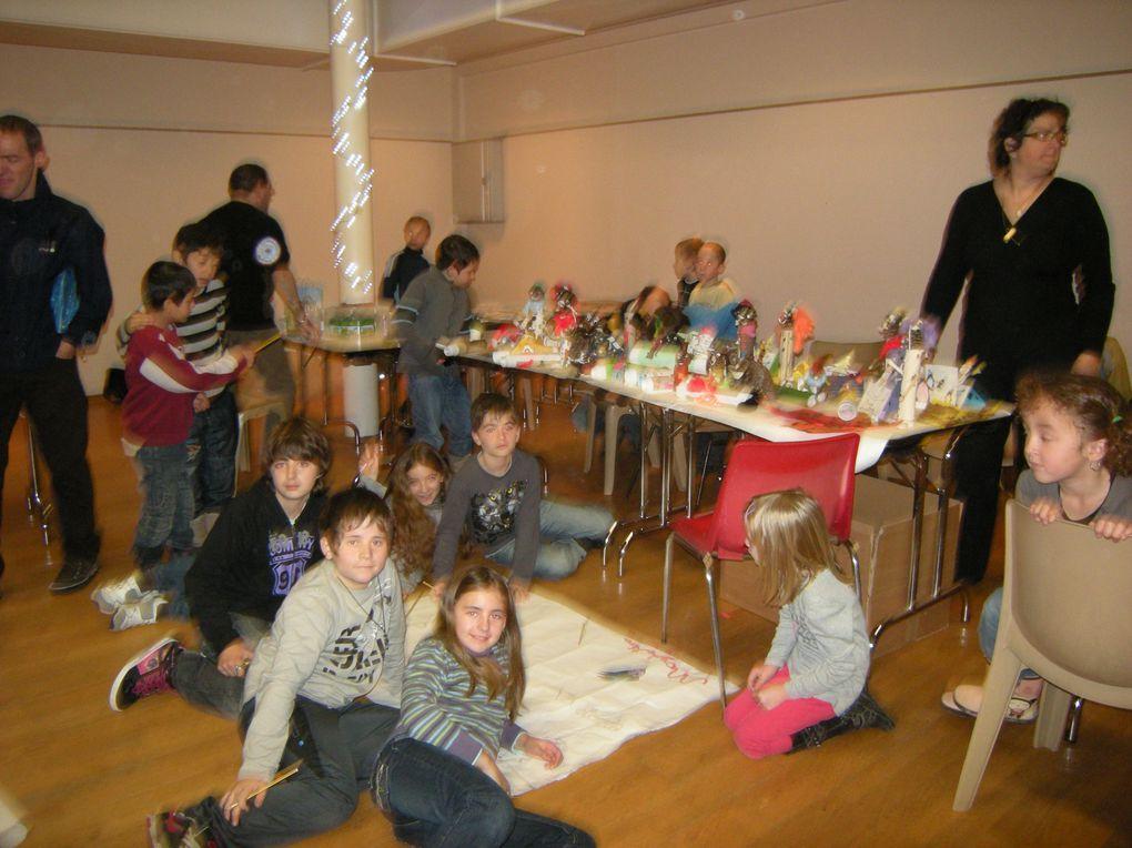 Activités des mercredis matin sans cartable pour les enfants scolarisés dans les quatre écoles élémentaires de la commune de Faverges (Haute-Savoie)