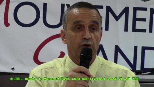 réunion du mouvement harkis grand sud à mazamet samedi 29 août 2015 (1)