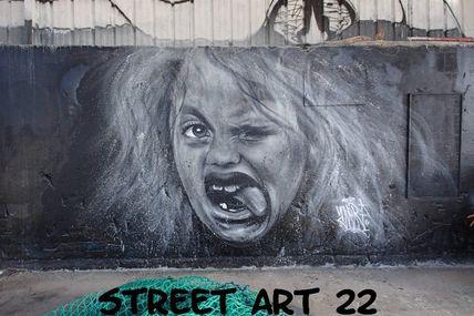 Street Art 22 : Mes vidéos