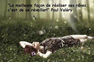 Paul Valéry - 2 Citations