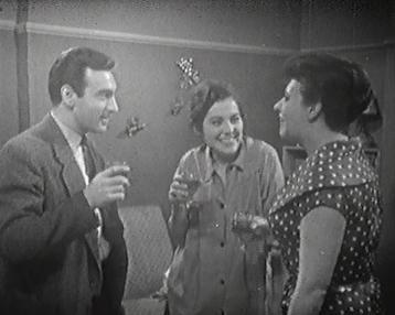 Lundi 1er mai 1961 - 33ème épisode de la saison 2