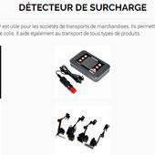 Le détecteur de surcharge fonctionnement avantage avec AMI RESEAU - Ateliers mécaniques indépendants - A.M.I Réseau / Tel 01.42.77.85.26