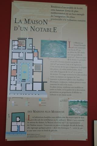 Journée d'étude à Caen : Vieux la Romaine