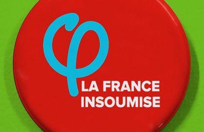 AMENDES : Un autocollant de la France Insoumise coûte 135 euros !