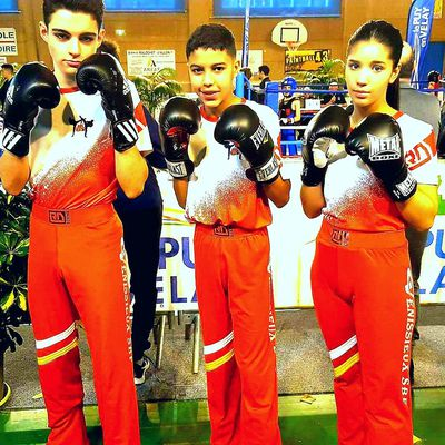 Enfance, jeunesse et mixité, les trois piliers de Vénissieux Boxe Française