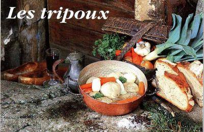 La cuisine Auvergnate: Les tripoux