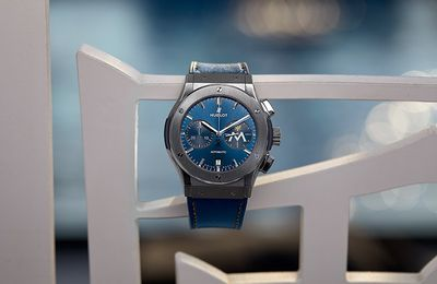 Hublot becomes official timekeeper of Porto Montenegro