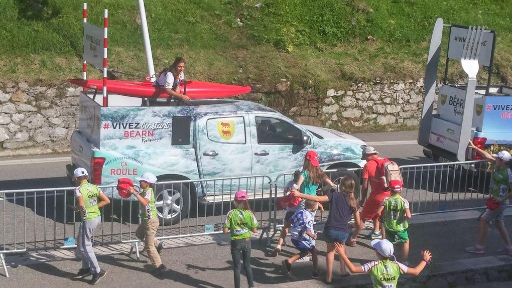 TOUR D'ESPAGNE 2016 ....SAMEDI 03 SEPTEMBRE ...L'AUBISQUE .....