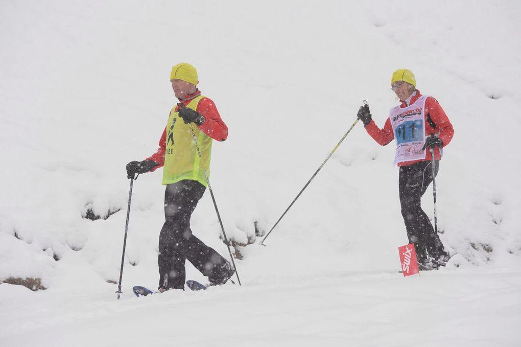 Tag 3:  Slalom, Langlaufen / Stundenlauf, Schneeschuhlauf / 2km