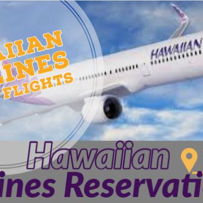 Hawaiian Airlines Reservations | Flight Booking
