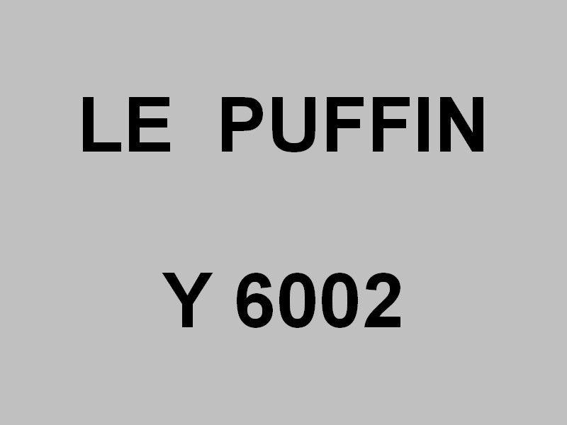 """"""" LE PUFFIN """" Y6002 , nouveau remorqueur /pousseur dans la base navale de Toulon le 21 juillet 2020"""