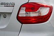 Lada Granta Sport Liftback : un combat !