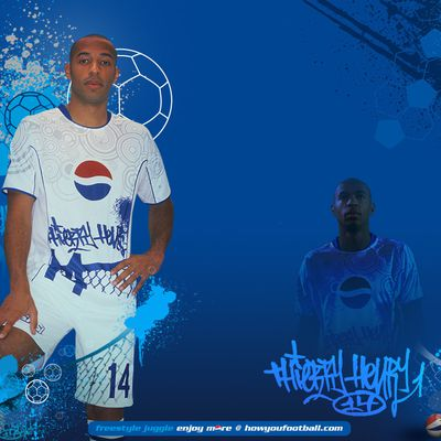 Thierry Henry for Pepsi