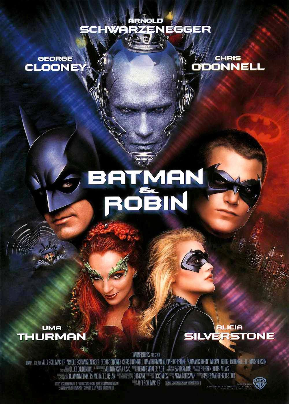 """BACK 2 CLASSICS: """"BATMAN & ROBIN"""" (1997)"""