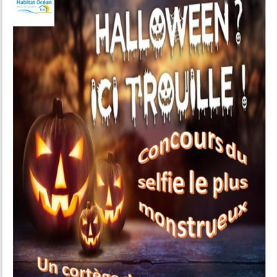 Projet Concours photo halloween 2021