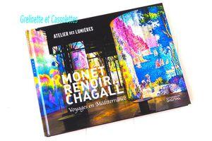 Monet, Renoir, Chagall... Voyages en Méditerranée