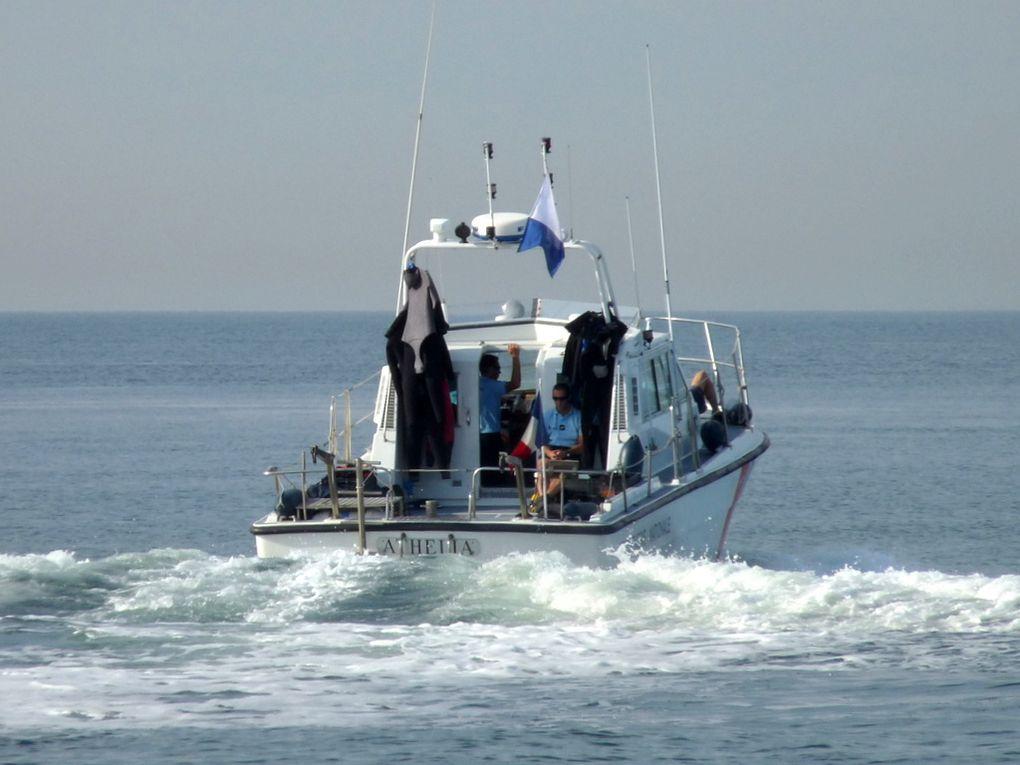 ATHELIA  G8905, vedette de la gendarmerie nationale  à Fos sur Mer le 08 septembre 2015