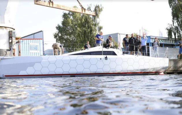 Scoop - Dehler 30 one design unveiled at Cannes Yachting Festival