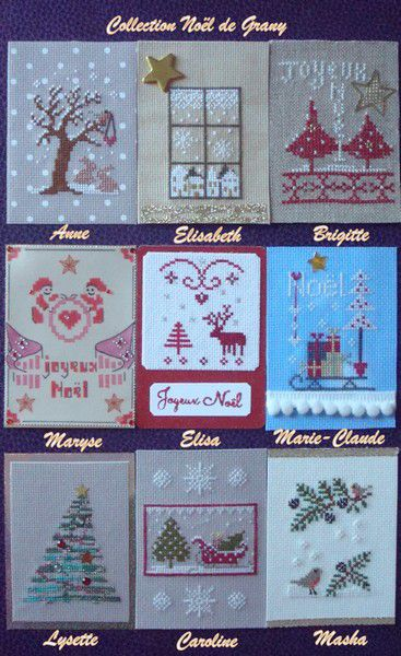 COLLECTION ATC DE NOEL