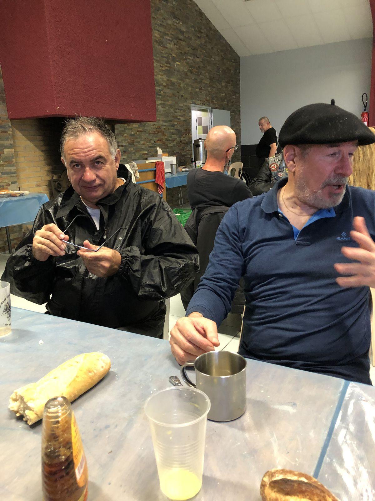 """Rassemblement des """"Culs Tannés"""" à Méritein"""