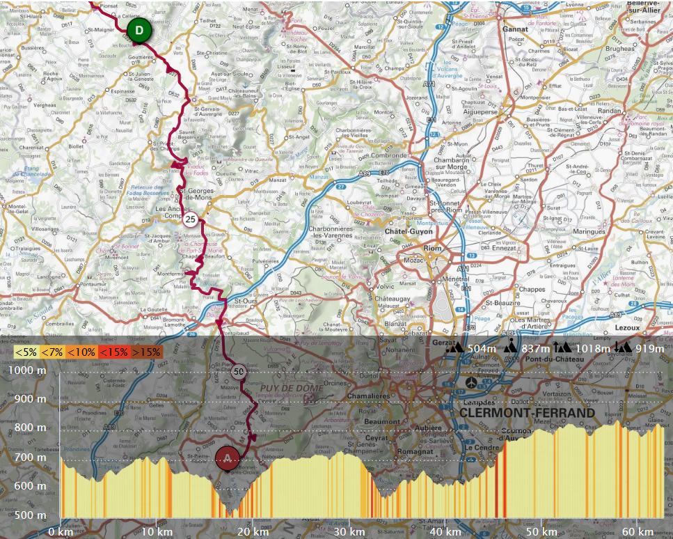 Diagonale 3 : Dunkerque-Perpignan (projet)