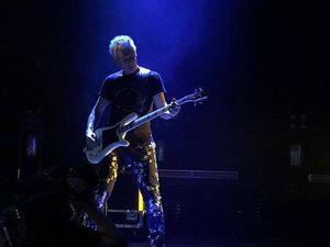 U2 -Belfast Irlande du Nord 19/11/2015 SSE Arena (2)