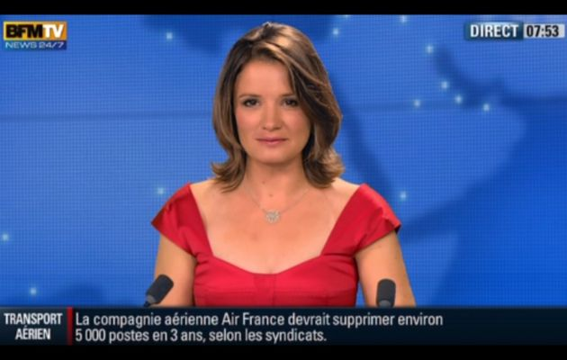 [2012 06 21] PASCALE DE LA TOUR DU PIN - BFM TV - PREMIERE EDITION @07H00