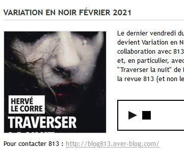 PFM : Le Corre et 813-138