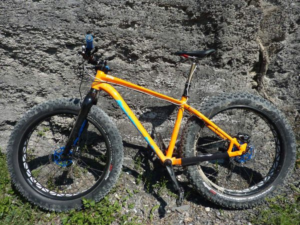 Test fat bike Specialized fatboy (par Manu).