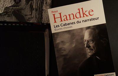 Puisque nous écrivons -- Peter Handke