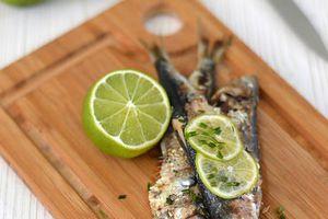 Sardines farcies au fromage
