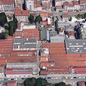 Quartier Berriat -Projet ARaymond - GRENOBLE - la ville et sa région
