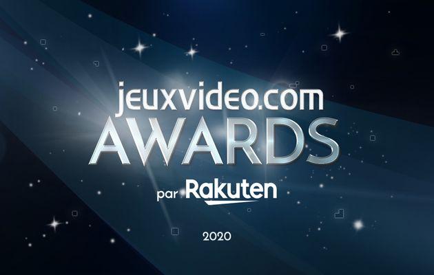 [ACTUALITE] Jeuxvideo.com Awards - L'événement qui récompense les meilleurs jeux de l'année