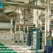 Full continuous groundnut oil refining plant--groundnut oil production line