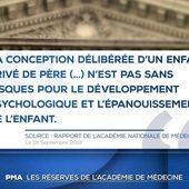 PMA pour toutes : l'Académie de médecine émet des réserves - Le Journal du week-end | TF1