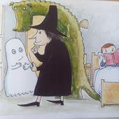 Les sorcières aiment les livres. (3 albums dès 4 ans)