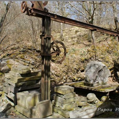 Volvic:La pierre