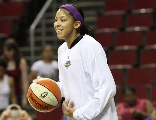 WNBA: Candace Parker en état de Grâce