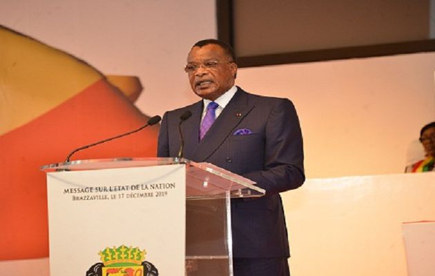Congo-Brazzaville: President Denis Sassou N'Guesso announces the presidential election for march 21
