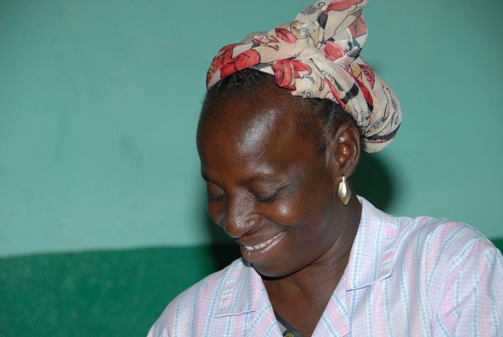 Visite au CREN de Léo Burkina Faso