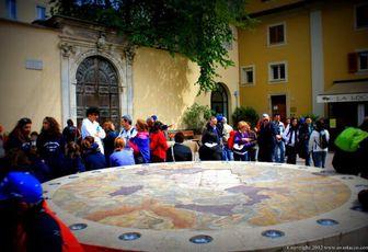 27 ottobre: Giornata del turismo sostenibile, Trekking Urbano