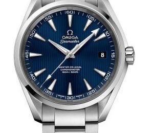431.33.41.21.03.001 Replica Omega De Ville Hour Vision Watch