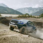 Essai détaillé Ford Ranger Raptor - le roi du OFFROAD ! - OOKAWA Corp.