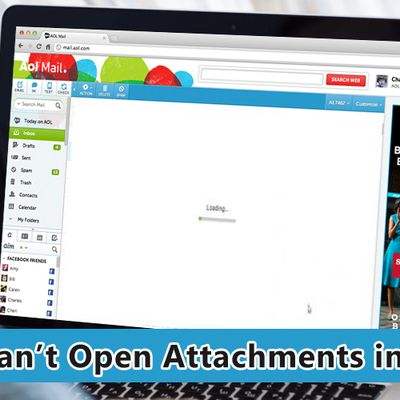 How to Fix If You Can't Open Attachments in AOL Mail