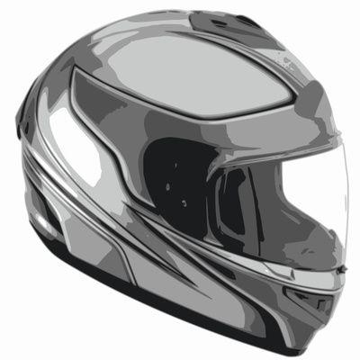 Les casques de moto de la marque GPA