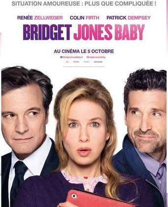 Bridget Jones baby: jubilatoire!