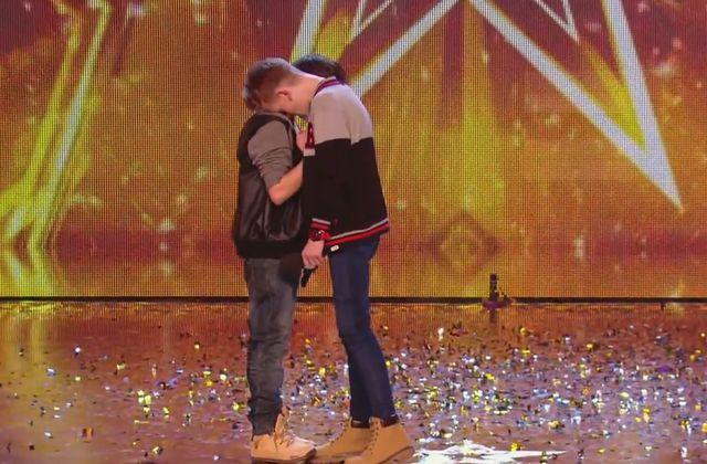 Vidéo Britain's got talent : l'épatant duo Bars & Melody.